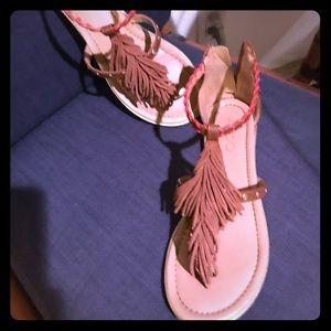 Aldo Shoes - Aldo T strap sandals