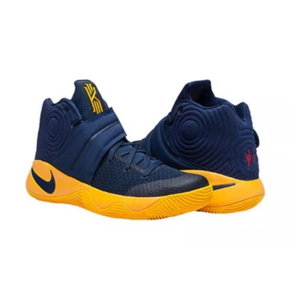 85468752716c Nike Kyrie 2 boys basketball shoes cav color way. M 58bcdb8a8f0fc411700c26c2
