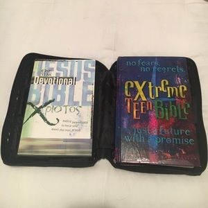 Other - Devotional Bible and Extreme Teen Bible