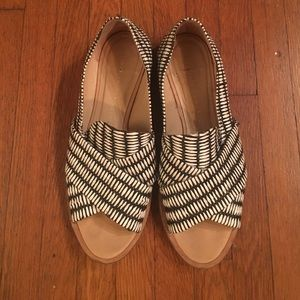 Loeffler Randall Shoes - Loeffler Randall open toe flat shoe