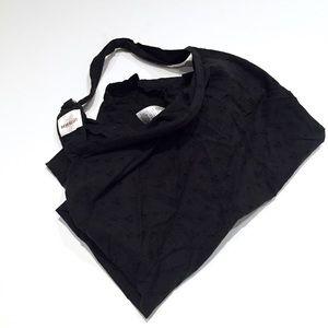 Bebe Au Lait Accessories - Bebe au Lait Black Eyelet Nursing Cover