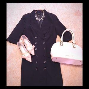 Venus Dresses & Skirts - Classic double breasted coat dress