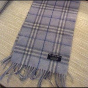 Burberry Accessories - Burberry Plaid scarf