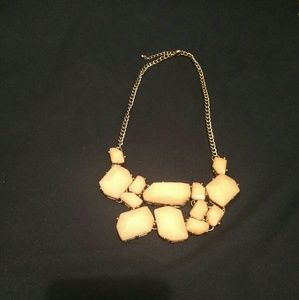 Stones necklace