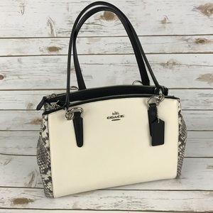 Coach Handbags - Coach Small Christie Carryall Bag 🌸H/P🌸