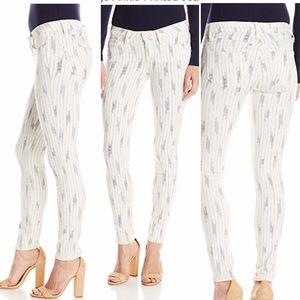 Paige Jeans Denim - ⚡️SALE⚡️Paige Verdugo Ankle Nori Printed Jeans