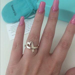 Tiffany & Co. Jewelry - Tiffany Paloma Picasso Loving Heart Ring