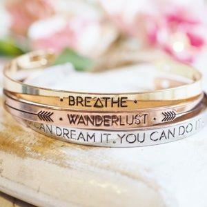 Twilight Gypsy Collective Jewelry - Inspirational Bracelets