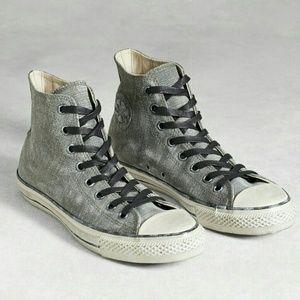 Converse Shoes - 💕 Converse John Varvatos Chuck Taylor Gray Hi Top