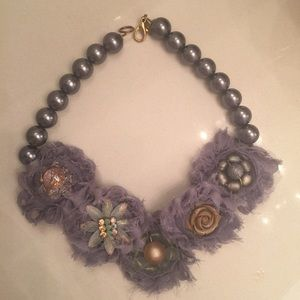 Jewelry - Handmade purple necklace