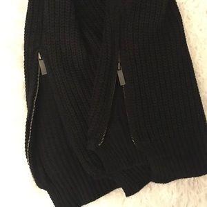 Poof! Sweaters - Knit Sleeveless Tunic