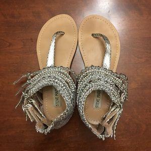 Steve Madden Buckled Sandals
