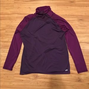 Champion Jackets & Blazers - Champion Cowl Neck Workout Jacket