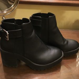 Bershka Shoes - Bershka boots