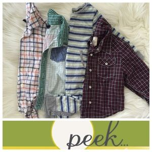 Peek Other - 6-12M Peek Clothing Bundle