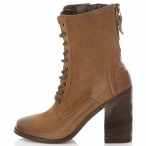 Boutique 9 Shoes - Boutique 9 Dustan Lace Up Combat Boots Sz 7M