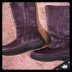 Primigi Other - Girl Size 29 11 primigi purple leather boots