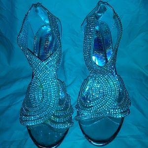 11 By Boris Bidjan Saberi Shoes - Reinstone high heels