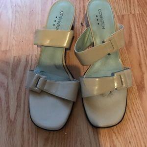 Covington Shoes - Beige heels. Must bundle