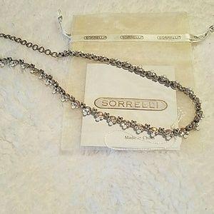 Sorrelli Jewelry - Sorrelli White Bridal Necklace