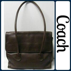 Coach Handbags - Coach 7301 Rare Chestnut Brown Messenger Bag