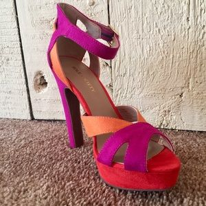 Sole Society Shoes - BNWOB Sole Society Spring Fling Heels