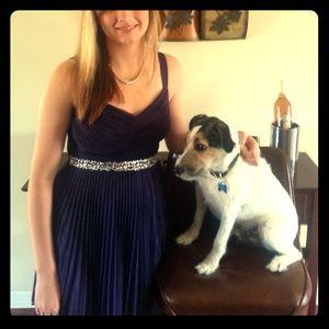 WINDSOR Dresses & Skirts - PURPLE SHORT DRESS