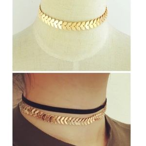 Jewelry - 5for$25 Gold or silver color choker