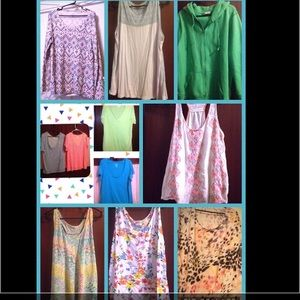 Tops - Bundle listing for @erinpenich