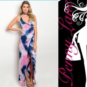 Dresses & Skirts - LOWEST🦋Gorgeous tie-dyed dress!