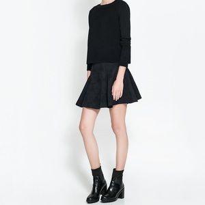 Zara Dresses & Skirts - ⚫️Zara mini skirt
