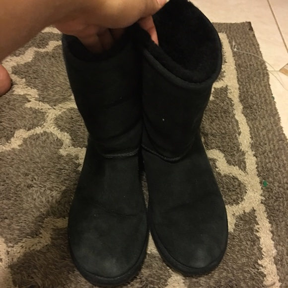 ugg tanasa boot black