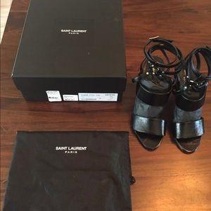 ysl Shoes - YSL heels size 36