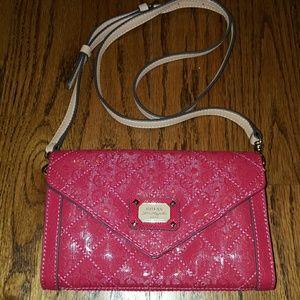 Guess Handbags - GUESS Juliet Mini Wallet on a String Crossbody