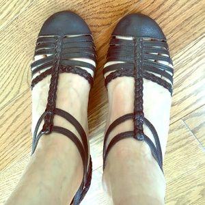 BC Footwear Shoes - Black wedge shoe