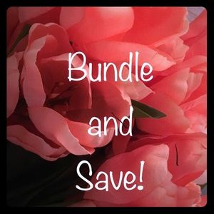 Other - 🌸 Seller discount! Bundle 3 items, save 10%! 🌸