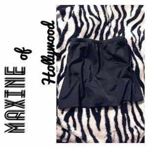 Maxine of Hollywood Other - Maxine of Hollywood Swim Skirt Bathing Suit Bottom