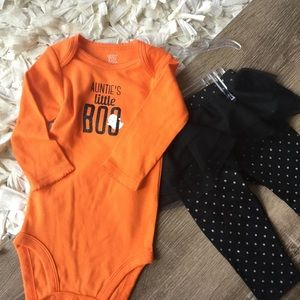 Carter's Other - Little Boo 👻 Halloween outfit