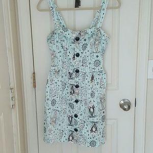Voodoo Vixen Dresses & Skirts - Voodoo Vixen Pin-up Rockabilly Dress
