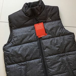 ZeroXposur Other - 🆕NWT Men's Gray Black Puffer Vest