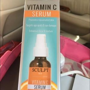 Vitamin C Serum for Face by Sculpt