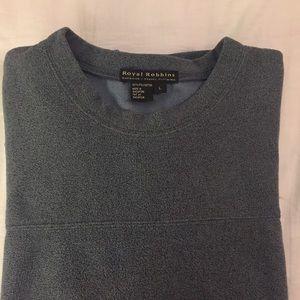 Royal Robbins Other - Soft Sweatshirt Royal Robbins L Slate Gray