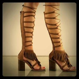 5659105a7173 MIA Shoes - Mia  Ricarda  Gladiator Sandal