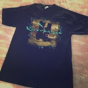 Large 1996 River Dance  Official Tee 