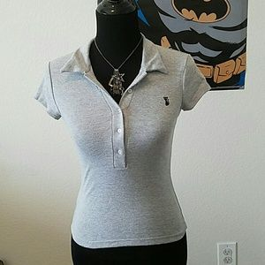 anchor blue Tops - New woman's cat polo