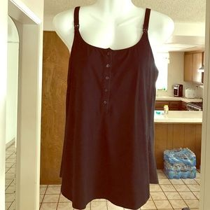 Nursing tank. 2 Available In size M & L.