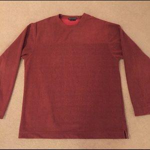 Royal Robbins Other - Royal Robbins rust sweatshirt L soft!