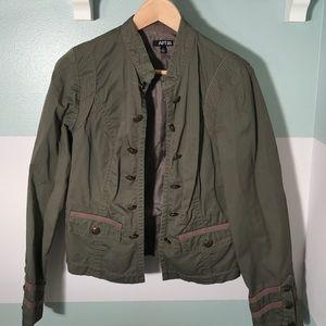 Apt. 9 Jackets & Blazers - Army Green Military Jacket Size Small 💚