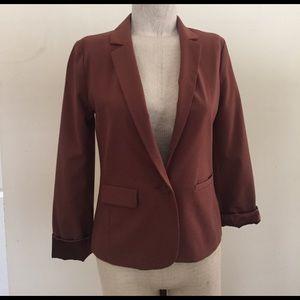 Frenchi bronze blazer