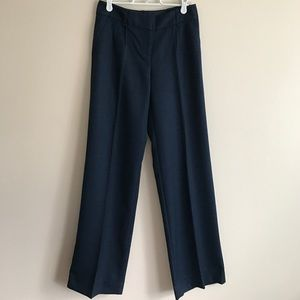 The Limited Pants - Limited navy Cassidy fit high waist wide leg pants